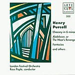 Ross Pople Purcell: Chancony In G / Fantazias / In Nomine Of 6 Parts, Etc.