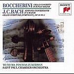 Yo-Yo Ma Boccherini: Cello Concerto; J.C. Bach: Sinfionia Concertante