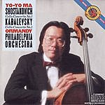 Yo-Yo Ma Shostakovich/Kabalevsky: Cello Concertos