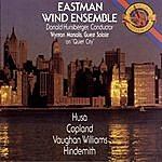 Eastman Wind Ensemble Works By Copland, Vaughan Williams, And Hindemith