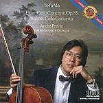 Yo-Yo Ma Elgar, Walton: Cello Concertos