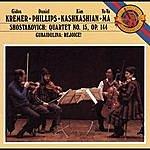Yo-Yo Ma Shostakovich: Quartet No.15; Gubaidulina: Rejoice