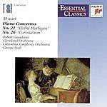 George Szell Mozart: Piano Concertos K.467 & 537; Variations K.265
