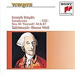 Bruno Weil Haydn: Symphonies Hob. I: 45, 46 & 47