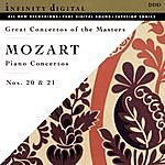 "Alexander Titov Mozart: Piano Concertos Nos. 20 & 21 ""Elvira Madigan"""