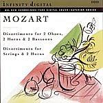 Alexander Titov Infinity Digital: Mozart: Divertimenti, K. 252 & 287