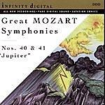 """Alexander Titov Great Mozart Symphonies: No. 40; No. 41 """"Jupiter"""""""