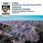 "Alexander Titov ""New World"" Symphony; ""Classical"" Symphony"
