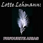 Lotte Lehmann Lotte Lehmann - Favourite Arias