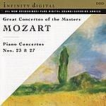 Alexander Titov Great Concertos Of The Masters Mozart: Piano Concertos Nos. 23 & 27
