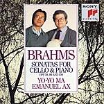 Yo-Yo Ma Brahms: Sonatas For Cello & Piano, Opp. 38., 99 And 108