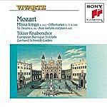 Tölzer Knabenchor Mozart: Missa Longa; Inter Natos Mulierum; Te Deum Laudamus; Venite Populi; Regina Coeli