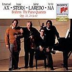 Yo-Yo Ma Brahms: Piano Quartets