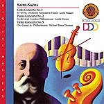 Yo-Yo Ma Saint-Saëns: Cello Concerto No. 1; Piano Concerto No. 2; Violin Concerto No. 3