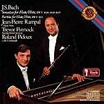 Trevor Pinnock Bach: Flute Partita & Sonatas