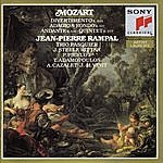 Jean-Pierre Rampal Mozart: Divertimento, K. 334: Quintet, K. 557: Andante, K. 616: Adagio And Rondo, K. 617