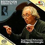Philippe Herreweghe Beethoven: Symphonies Nos. 1 & 3