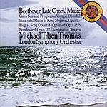 London Symphony Orchestra Beethoven: Late Choral Music