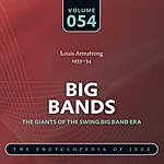 Louis Armstrong & His Band Big Band - The World's Greatest Jazz Collection: Vol. 54