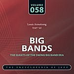 Louis Armstrong & His Band Big Band - The World's Greatest Jazz Collection: Vol. 58
