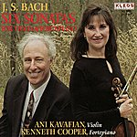 Kenneth Cooper Bach: Six Sonatas For Violin And Fortepiano