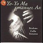 Yo-Yo Ma Brahms Cello Sonatas