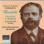 Czech Philharmonic Orchestra Talich/Czech Philharmonic: Dvorak