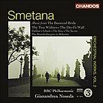 Gianandrea Noseda Smetana, B.: Orchestral Music, Vol. 2 (BBC Philharmonic, Noseda)