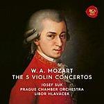 Josef Suk Mozart: Violin Concertos Nos. 1-5