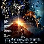 Cover Art: Transformers: Revenge Of The Fallen The Album