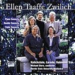 Kalichstein-Laredo-Robinson Trio Zwilich: Double Concerto; Triple Concerto; Piano Concerto