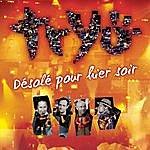 Tryo Désolé Pour Hier Soir (3-Track Maxi-Single)