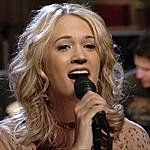 Carrie Underwood Sessions At AOL