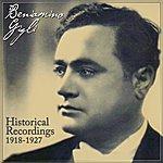 Beniamino Gigli Historical Recordings 1918-1927