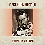 Mario Del Monaco Italian Song Recital