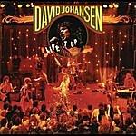 David Johansen Live It Up