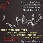 Juilliard String Quartet Juilliard Quartet, Vol.1