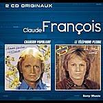 Claude François Chanson Populaire / Le Téléphone Pleure (Coffret 2 CD)