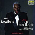 Joe Williams Live At Orchestra Hall, Detroit