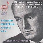 Sviatoslav Richter Richter Archives, Vol. 6