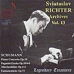 Sviatoslav Richter Richter Archives, Vol.13