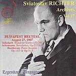 Sviatoslav Richter Richter Archives, Vol. 17