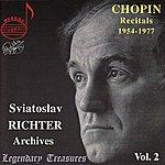 Sviatoslav Richter Chopin: Sviatoslav Richter Archive Vol. 2