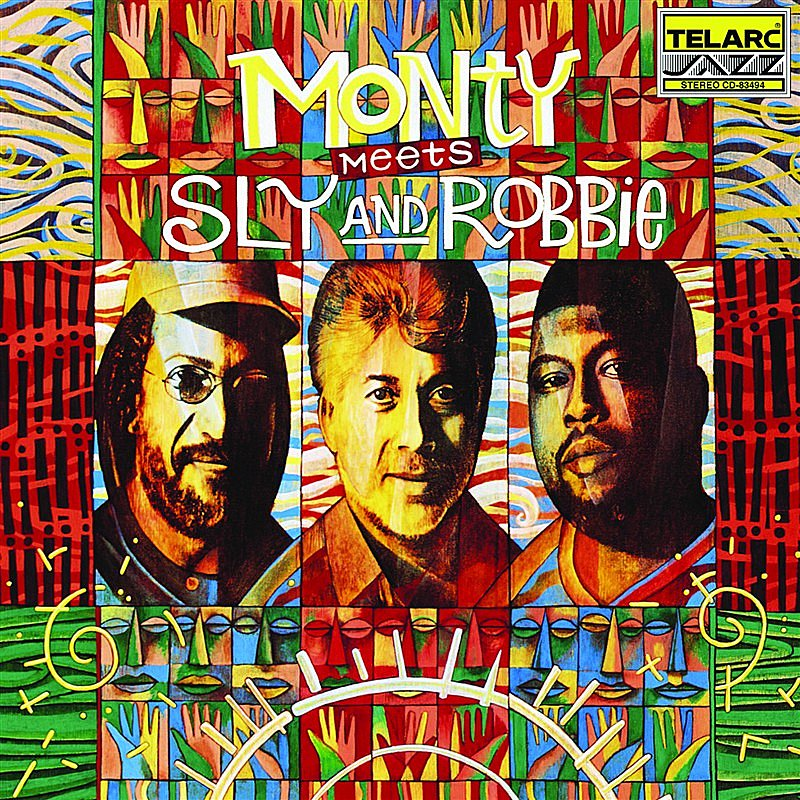 Cover Art: Monty Meets Sly And Robbie