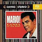 Mario Lanza Mario! Lanza At His Best + Vagabond King Highlights