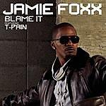 Jamie Foxx Blame It (Feat. T-Pain) (3-Track Maxi-Single)