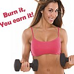 "Allstars Burn It, You Earn It! Workout Megamix (Fitness, Cardio & Aerobic Session) ""even 32 Counts"""