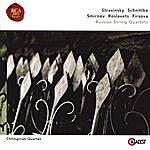 Chilingirian String Quartet Stravinsky, Schnittke, Roslavets, Smirnov, Firsova: Russian String Quartets