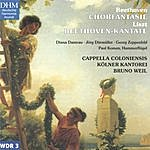 Bruno Weil F. Liszt: Beethoven Kantate / L. V. Beethoven: Chorfantasie Op. 80