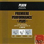 ZOEgirl Plain (Premiere Performance Plus Track)